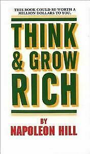 Think and Grow RICH by Napoleon Hill🔥INSTANT DELIVERY🔥