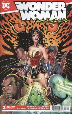 Wonder Woman Come Back To Me #2 VF 2019 Stock Image