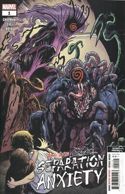 Absolute Carnage Separation Anxiety 1F Level Variant 2nd Printing VF 2018
