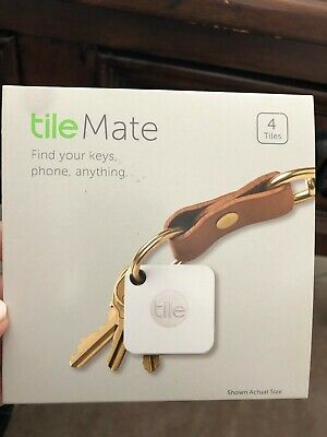 tile mate 4 pack, find your keys, phone, anything.... Bluetooth smart