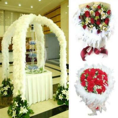 Wedding Supplies 2m Home Boa Fluffy Flower Feather Costume Dressup Party Decor