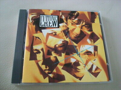 CUTTING CREW The Scattering CD (1989 Virgin Canada) Synth-Pop-Rock