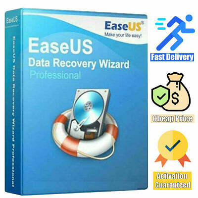 EaseUS v6.1 Data Recovery Professional Recover Deleted Files FULL VERSION 6.1