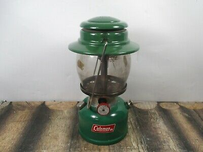 Coleman Lantern 635 Green    Dated 1 - 72  No Reserve