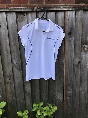 Babolat Tennis Shirt top Girls Age 10-12