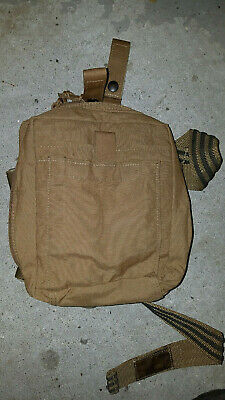 North American Rescue NARP Drop Leg Medical Pouch CCRK Coyote Tan thigh rig