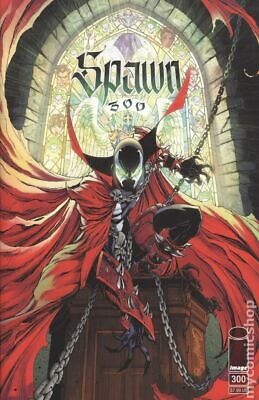 Spawn #300G Campbell no cover image Variant NM 2019 Stock Image