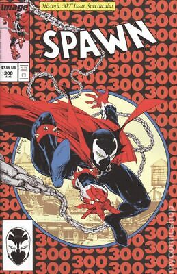 Spawn #300J McFarlane Variant NM 2019 Stock Image