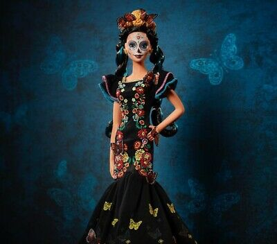 Barbie Dia De Los Muertos Doll 2019 Day of The Dead BRAND NEW *SHIPPING DELAYS*