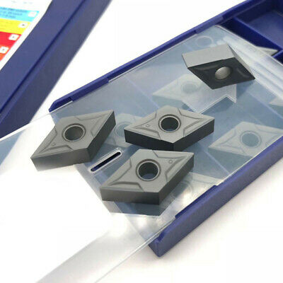 10pcs Carbide Inserts DNMG150604 NN DNMG 441 For Stainless Steel Cast Iron Set