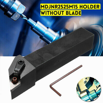 Equipment Turning Tool Holder Right Cylindrical MDJNR2525M15 Metalwork