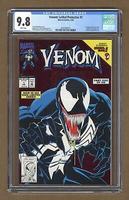 Venom Lethal Protector 1A Red Foil Variant CGC 9.8 1993 2001682015