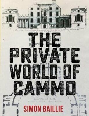 The Private World of Cammo by Simon Baillie 9781912850273 | Brand New
