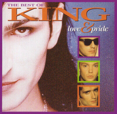 King ~ Love and Pride ~ Very Best Of ~ NEW CD (sealed)  Greatest Hits