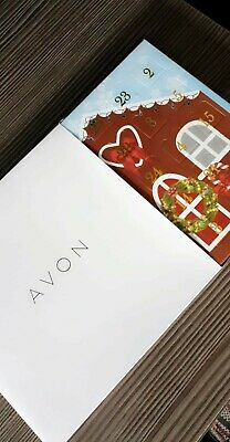 Avon Noel Nordic Advent Calendar Gift Set (Interchangable Charm Necklace &...