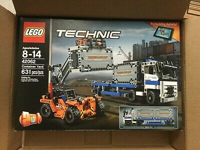 LEGO Technic Container Yard 2017 (42062)