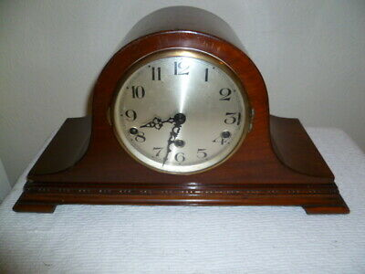Antique, Whittington, Westminster Chimes Mantle Clock. For Restoration. VGC
