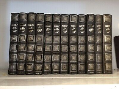 Winston S Churchill The Second World War Volumes 1 To 12
