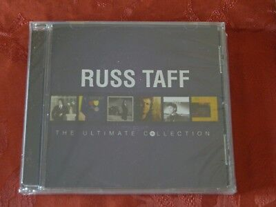 The  Ultimate Collection by Russ Taff CD BEST OF GREATEST HITS SEALED IMPERIALS