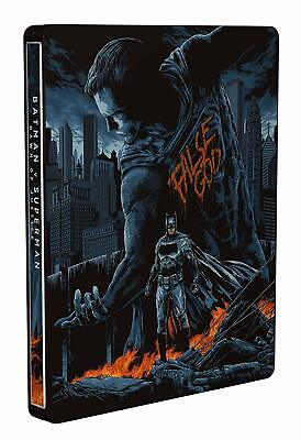 3920173 481992 Blu-Ray Batman V Superman (Steelbook Mondo) (2 Blu-Ray)