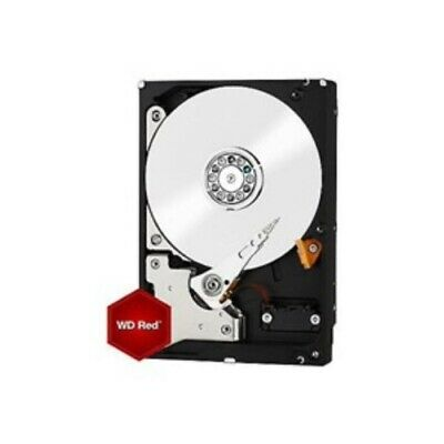"NEW WD100EFAX NAS 3.5"": 10TB RED, SATA 6GB/S 5400RPM 256MB CACHE.f."