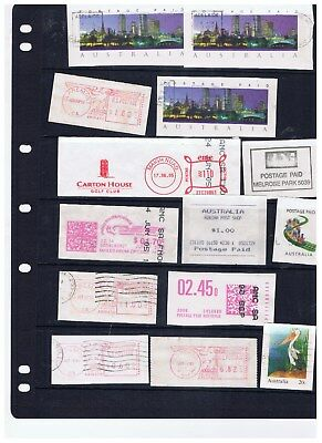 Postmarks and cancellations (B52) – Free postage