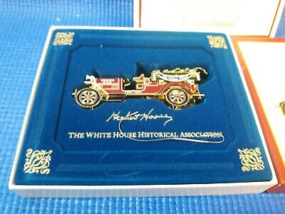 THE WHITE HOUSE HISTORICAL ASSOCIATION Christmas Xmas ORNAMENT 2016 Holiday