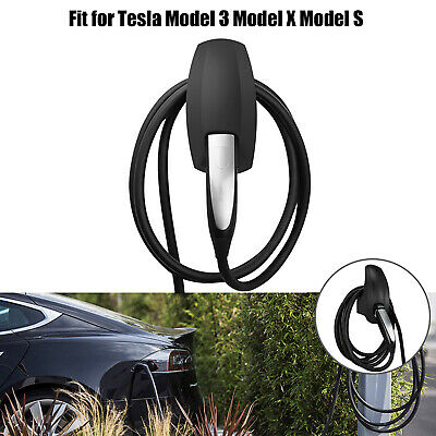Wall Mount Charger Connector Cable Organizer Adapter for Tesla Model 3 X D6W8