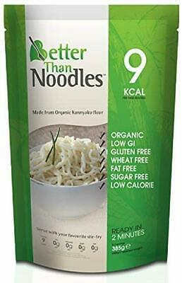 Better Than Organic Gluten Free Noodles shapes 385g (Pack of 20)