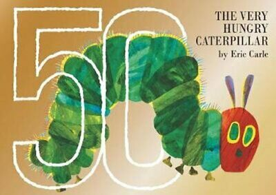 The Very Hungry Caterpillar 50th Anniversary Collector's Edition 9780241372661