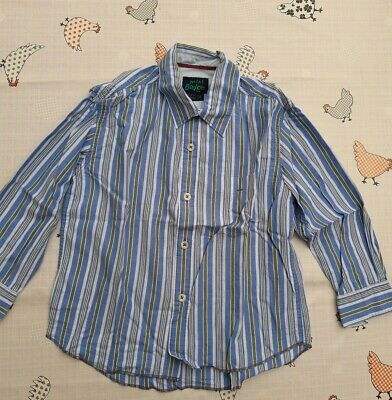 Mini Boden Boys Shirt Age 3-4 barely worn