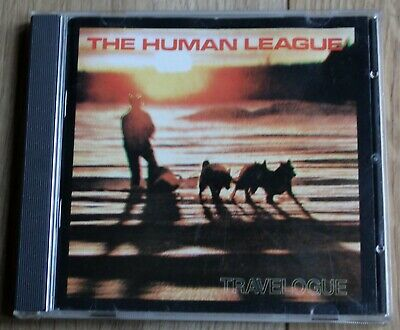 The Human League - Travelogue (1988) - A VG+++ CD