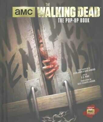Walking Dead: The Pop-Up Book by Perry 9781608874446 | Brand New