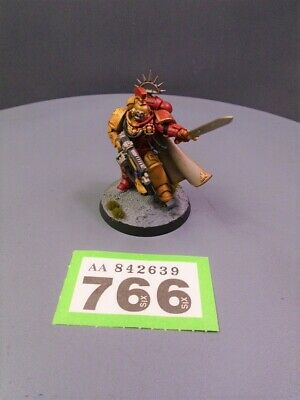 Warhammer 40,000 Space Marines Primaris Howling Griffons Captain 766
