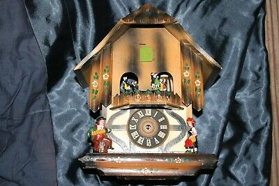 Cuckoo Clock For Restoration