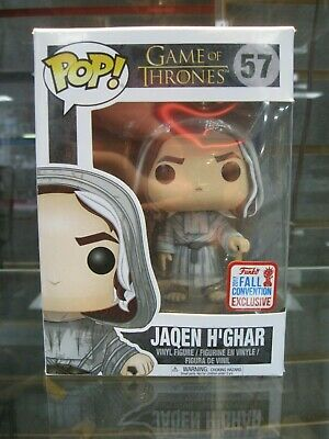 Funko Pop Jaqen H'ghar Nycc 2017 New York Comic Con Game Of Thrones Exclusive