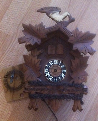 "Antique Musical ""Dr. Zhivago"" Cuckoo Clock!"
