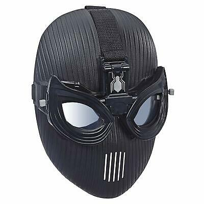 Spider-Man Marvel Far from Home Stealth Suit Mask for Roleplay