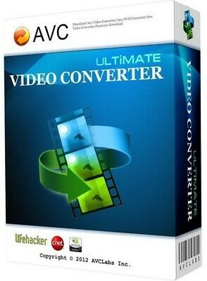 Any Video Converter Ultimate 2019 | Lifetime license