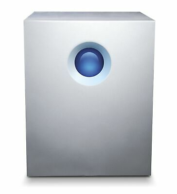 LaCie 5big Thunderbolt 2 disk array 30 TB Aluminium