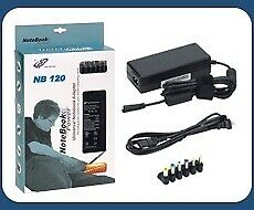 FSP/Fortron Universal Notebook Adaptor power adapter/inverter 120 W Black