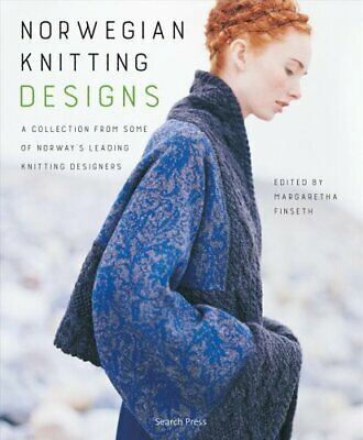 Norwegian Knitting Designs A Collection from Some of Norway's L... 9781782217121