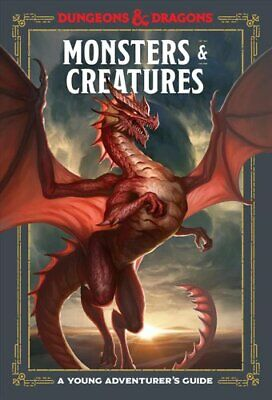 Monsters and Creatures An Adventurer's Guide 9781984856401 | Brand New