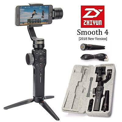 Zhiyun Smooth 4 Handheld 3-Axis Smartphone Gimbal Stabilizer for Samsung iPhone