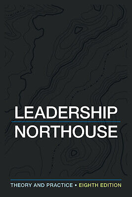 Leadership: Theory and Practice (8th edition) by Peter G. Northouse [P-DF]
