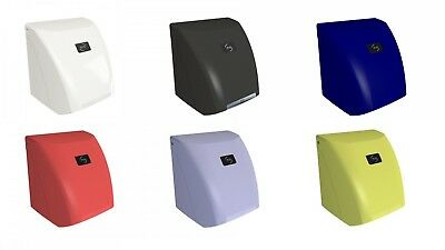 Jvd Automatic Warm Air Hand Dryer Zephyr with IP23 in Different Colors