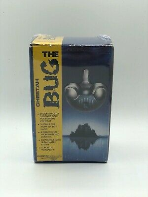 ** The Bug ** joystick by Cheetah for Sega Master System