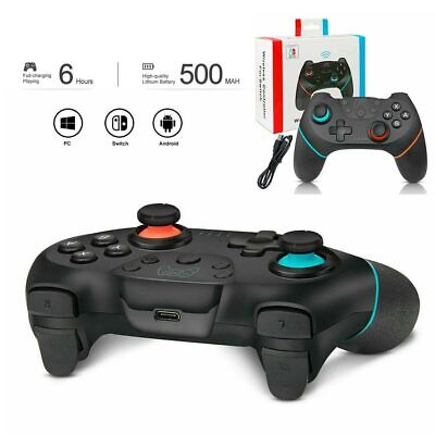 Bluetooth Wireless Gamepad Joystick Pro Controller For Nintendo Switch UK NEW