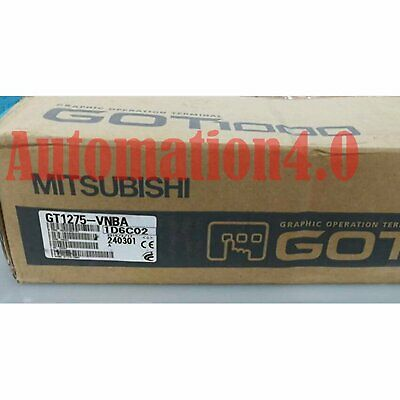 1PC New Mitsubishi touch screen GT1275-VNBA One year warranty Fast delivery