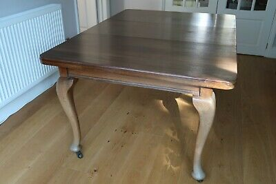 20th Century Edwardian Mahogany Wind Out Extending Dining Table Solid Rectangle
